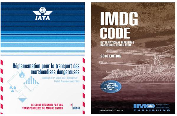IATA 2017 - IMDG 2017