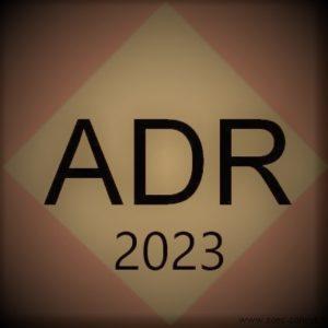 ADR 2023
